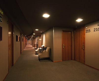 Interiores Hotel Conqueridor