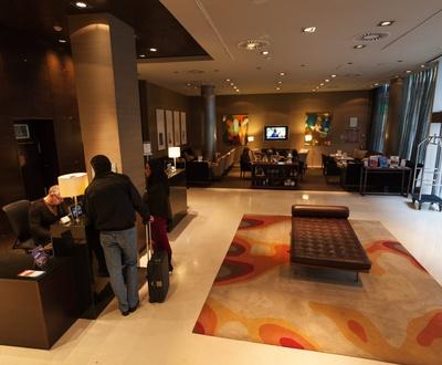 Recepción Hotel Conqueridor