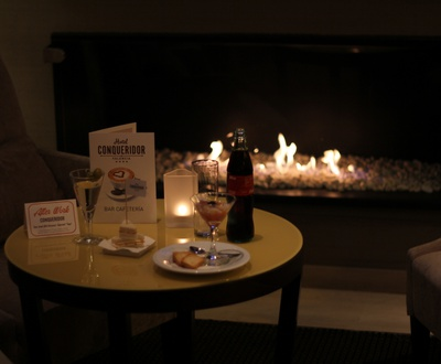 Bar lounge Hotel Conqueridor