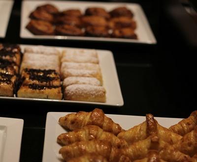 Desayuno Buffet Hotel Conqueridor